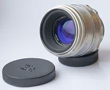 HELIOS-44 2/58 13 blades Silver Lens Biotar copy M39-M42 #0053943