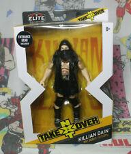 WWE Mattel Elite NXT Takeover Killian Dain Wrestling Action Figure Sanity