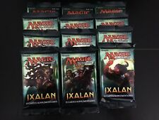 MTG MAGIC LOT DE 12 BOOSTERS IXALAN EN ANGLAIS