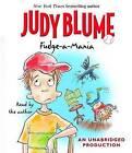 Fudge-A-Mania by Judy Blume (CD-Audio, 2007)
