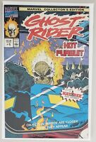 GHOST RIDER MARVEL COLLECTOR'S EDITION #1 PRESENTED BY KAYBEE TOY STORES 1993
