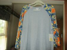 Lularoe 3Xl Randy Shirt, Multi colored Bnwt