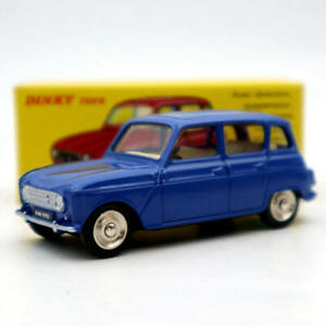 Atlas 1/43 Dinky Toys 518 Renault 4L Diecast Models Car Collection