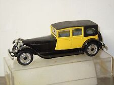 1928 Bugatti Royale 41 - Rio Italy 1:43 in Box *28818