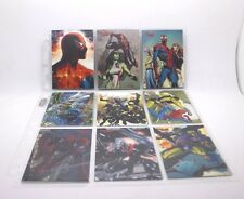 SPIDER-MAN Archives Marvel 72 trading cards full 2009 schifihobby