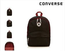 CONVERSE Bag Backpack School Swimming Travel Rucksack Black Boys Chuck Taylor