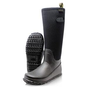 Dirt Boot Rip-Stop Neoprene Wellington Ladies High-Cut Muck Boots