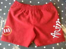 Animal Boys Red Swimming / Summer Shorts....Size 2 years