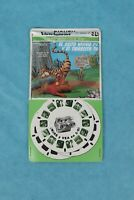 VINTAGE VIEW-MASTER 3D REEL PACKET B369-S WINNIE THE POOH  IN SPANISH SEALED
