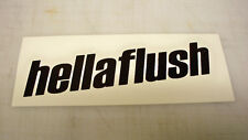 JDM DRIFT HELLAFLUSH DECAL STICKER