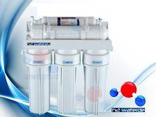 5 Stufige RO5 Umkehrosmoseanlage Wasserfilter Wasseraufbereitung Trinkwasser NEU