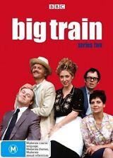 Big Train : Series 2 (DVD, 2006) very good condition  t77