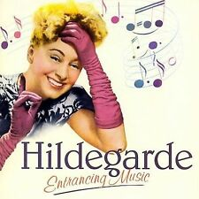Entrancing Music by Hildegarde CD, Sepia Records