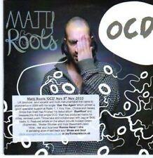 (BI548) Matti Roots, OCD - 2010 DJ CD