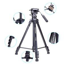 YUNTENG  VCT-880 micro film SLR Portable Aluminum Tripod for Canon & Nikon DSLR