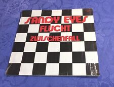 "ZWISCHENFALL (12""MAXI) SANDY EYES (SPECIAL) [ORIG 1984 SKIZZO FUZZ ITALO]EX"