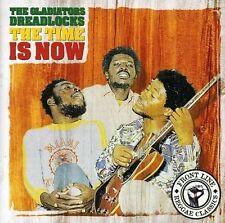 GLADIATORS Dreadlocks The Time Is Now (Front Line Reggae Classics) CD BRAND NEW