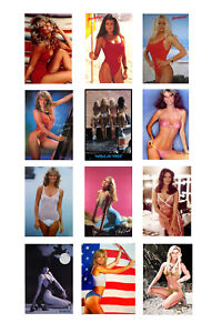 1:87 scale model 1980s pin up signs posters