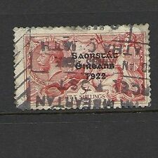Used Single George V (1910-1936) Irish Stamps