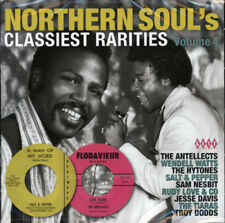 "NORTHERN SOUL'S CLASSIEST RARITIES 4  ""WITH THE BEAT TO MOVE YOUR FEET""  CD"