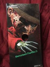 Mezco Toyz Living Dead Dolls Freddy Kruger A Nightmare On Elm Street Talking LDD
