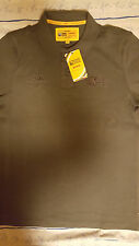 DHL RUGBY WORLD CUP 2015 POLO SHIRT OLIVE LARGE NEW W/TAGS RARE