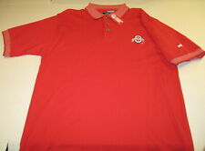 The Ohio State University Buckeyes Embroidered Puma Golf Polo Shirt New! NWT MED