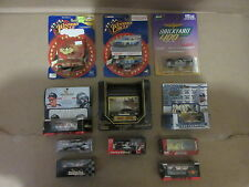 11 Different Dale Earnhardt 1/64 Scale Race Cars 1979-2003