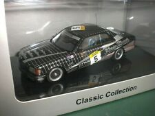 Mercedes Benz 500 SEC AMG SPA 1989 #5 - AutoArt - 1:43 Made in China