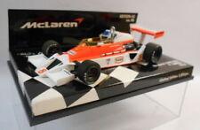 Véhicules miniatures orange en édition limitée pour McLaren