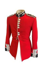WELSH Guards CEREMONIAL Red Tunics - Grade 1 Condition - ARMY Issue - MYL