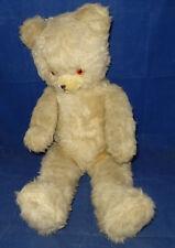 alter brummender Teddybär (Albert oder Herrmann ?) gut erhalten