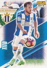 328 TITO ESPANA CD.LEGANES BASE CARD CARTA MGK 2018 PANINI