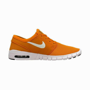 Nike Stefan Janoski Max Sunset/White-Obsidian 9 USA / 42.5 EU / 8 UK NEW DS