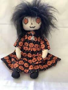 """Gothic Rag Doll  12"""""""
