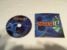 Scene It? Board Game Replacement DVD --- FREE SHIPPING