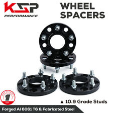 5X114.3mm Wheel Spacers Fit for Nissan Infinit 4Pcs 15mm M12X1.25 Forged 5 Lug