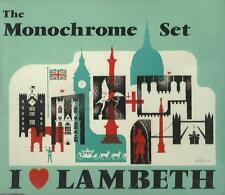 The Monochrome Set - I Love Lambeth ( 1996 4 Track CD Single ) NEW