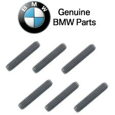 For BMW E23 E24 E30 E34 Set of 6 Engine Cylinder Head Stud Genuine 07129908134