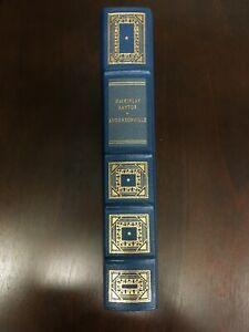Andersonville by MacKinlay Kantor Franklin Library of Pulitzer Prize Classics