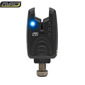 Loco Por D. A. M Nano Azul Morder Alarma Azul LED