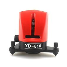 635nm Red Laser Level 360 Rotary 2 Cross Red Line Lazer Leverling Vertical