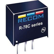 Recom 80000044 R-78C12-1.0 DC/DC Convertidor 15-42 V en 12 V fuera