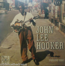 JOHN LEE HOOKER - Volume One - VINYL LP