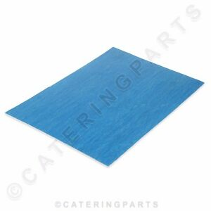 A4 SHEET BLUE FIBRE GASKET MATERIAL THICKNESSES: 0.5MM, 1.0MM, 1.5MM OR 3.0MM