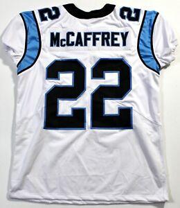 Unsigned Custom Stitched Christian McCaffrey Game Day Cut Jersey (2XL)