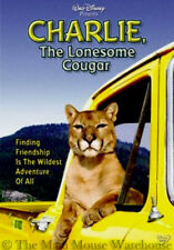 Charlie the Lonesome Cougar Mountain Lion Wild Animal Pet Domestication DVD