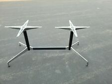 Herman Miller Eames Conference Table Segmented Base with Glides MCM #2