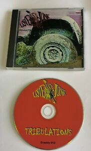 LOVEJUNK - TRIBULATIONS CD ***Unplayed***