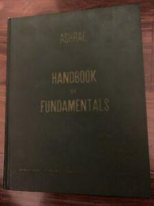 1967 ASHRAE HANDBOOK FUNDAMENTALS